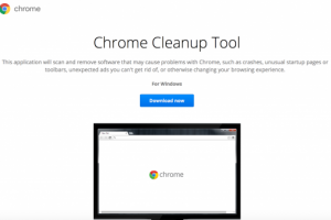 برنامج Chrome Cleanup Tool لتسريع وتنظيف جوجل كروم